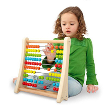 Nice wooden abacus