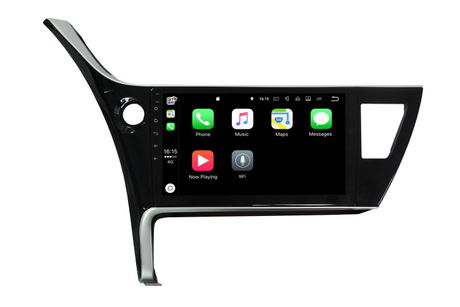 2017 Toyota Corolla Carplay Gps Support APPle CarPlay, Carlife, Android Auto
