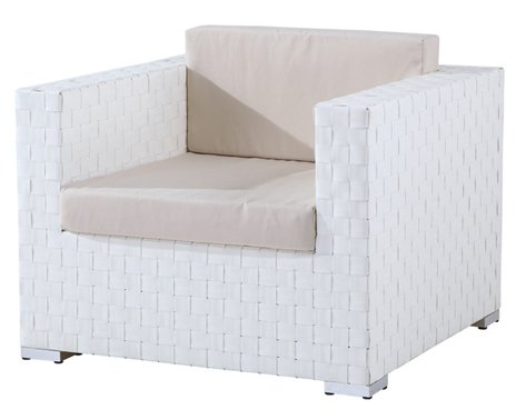 Garden Patio Wicker / Rattan Sofa Set - Outdoor Furniture (LN-3025)