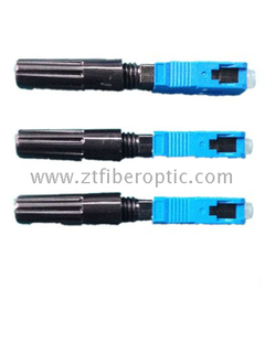 FTTH Straight SC/UPC Field Assembly Connector