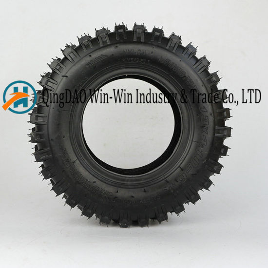 Wear-Resistant Rubber Wheel for Snow Machine Wheel (4.10-6)