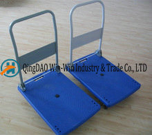 pH 1511p Platform Hand Truck with 4′′ PP Mute Tire