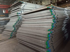 Hot Rolled High Strength Steel Plate for 8000-Ton Floating Crane Project
