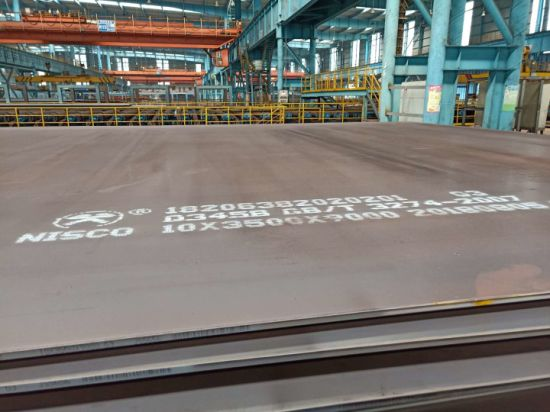 460MPa Atmospheric Corrosion Resistant High Strength Structural Steel Plate
