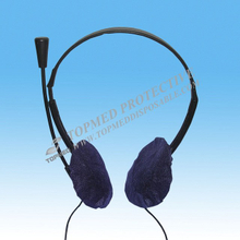Disposable PP nonwoven Ear Cover for Salon Protective ear cover