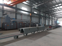 LPG gas Cylinder Drying Oven Cylinder Production Line