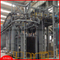 More Hangers type Auto Blasting Machine