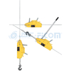Cable Puller Model: TA/TS (Capacity:Pulling force 800-5400kg)
