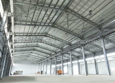 Factory Price Heavy Structure Supermarket/Large Temporary Office/Exhibition Center