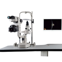 SLM-4XChina Top Quality Equipamento Oftálmico Digital Slit Lamp