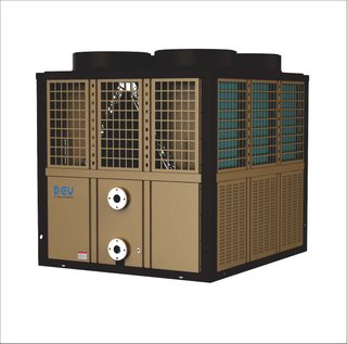Commercial Air Source Heating and Cooling 115KW