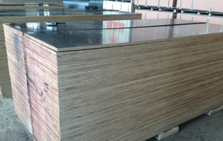 Birch Plywood Phenolic Glue Used for Concrete