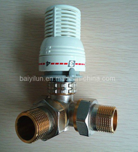 Thermostatic radiator Three way valve