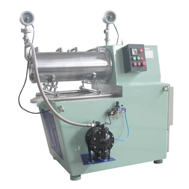 Disc Type Bead Mill