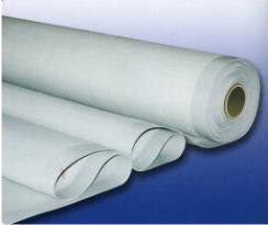 Embossing Anti-Slip PVC Waterproof Membrane / Roofing Sheets