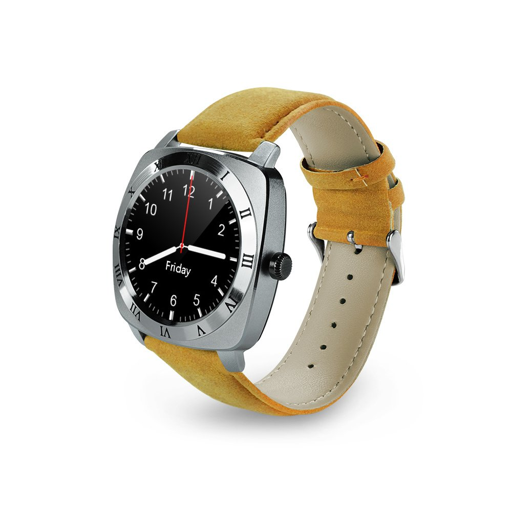 X3 Smart Watch in Mobile Phone 1.44 Inch Support WiFi, SIM Card