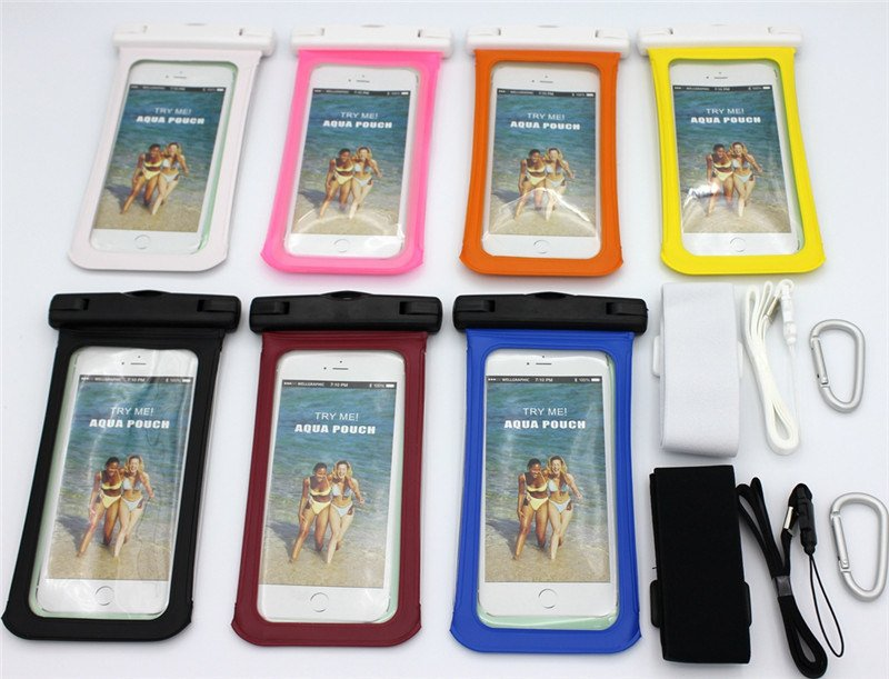 Waterproof Cover Mobile Phone Accessory I Phone Case