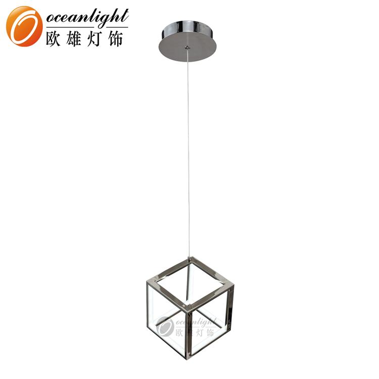 LED Square Modern Chandelier Lighting Aluminum Pendant Lamp OMD8180003 160