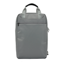 Polyester multi function backpack