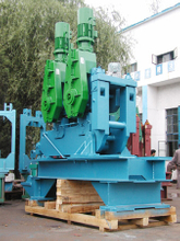 Steel Production Continuous Casting Machine for Rebar Making