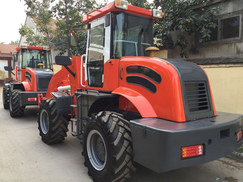 2015 hot sale ZL20-2000kg mini wheel loader for sale(75KW/102HP engine,16/70-24 bigger tire)