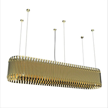 Matheny Linear Suspension by Delightfull Snooker Chandelier (9001)