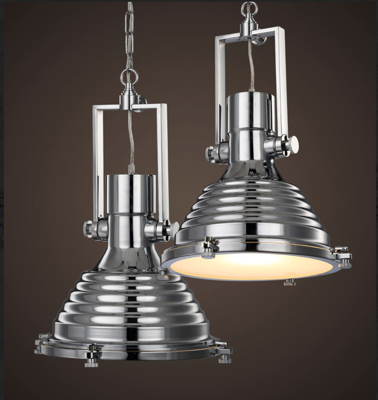 Maritime Pendant Collection Loft Lamp Industrial Pendant