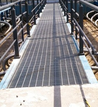 Stainless Steel, Low Carbon Steel, Anti Rust Grating