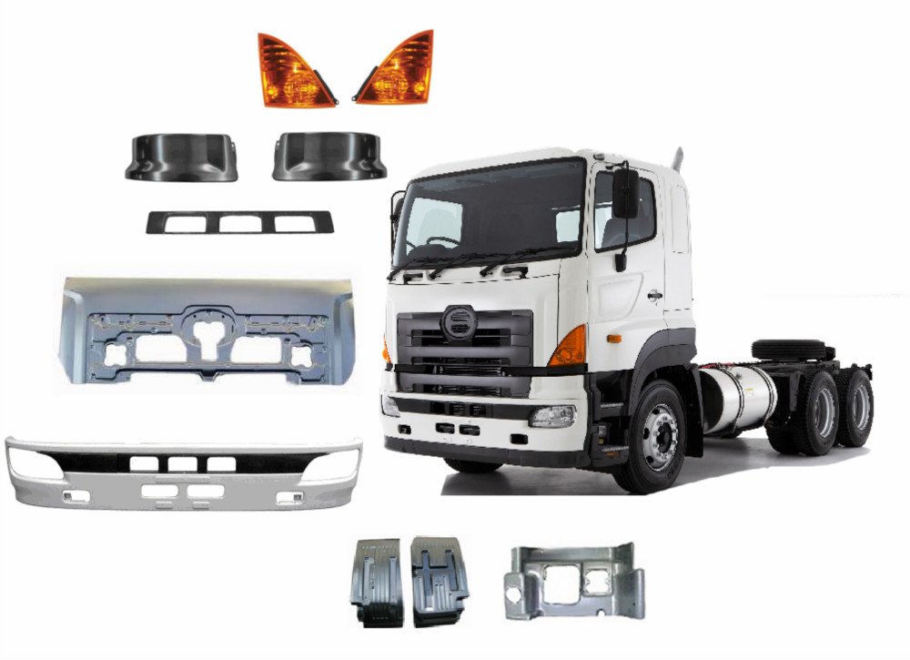 hino 700 truck accessories truck parts hubei dong runze special vehicle equipment co ltd tic. Black Bedroom Furniture Sets. Home Design Ideas