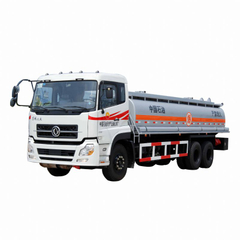 21000L 245HP Oil Truck 6x4 for sale Euro 4,5