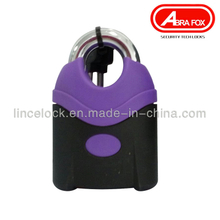 ABS Cover Waterproof Padlock with Hardened Steel Shackle (613)