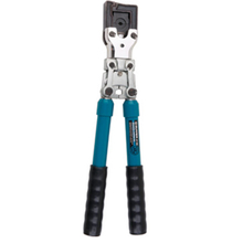 Manual cable crimpers from 10 to 150mm2