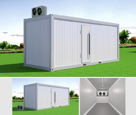 PTJ-8x20F Containier House