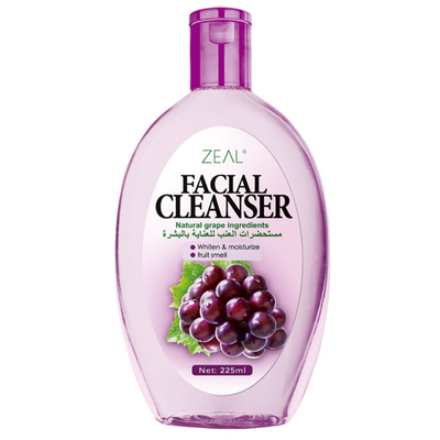 2015 Newest 135ml Grape Facial Cleanser