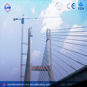 K30/30 Chinese Manufactured Hammerhead Tower Crane