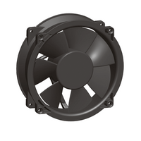 axial cooling fan