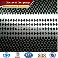 AnPing factory supply high strength round hole perforated sheet sieve mesh / perforated wire mesh