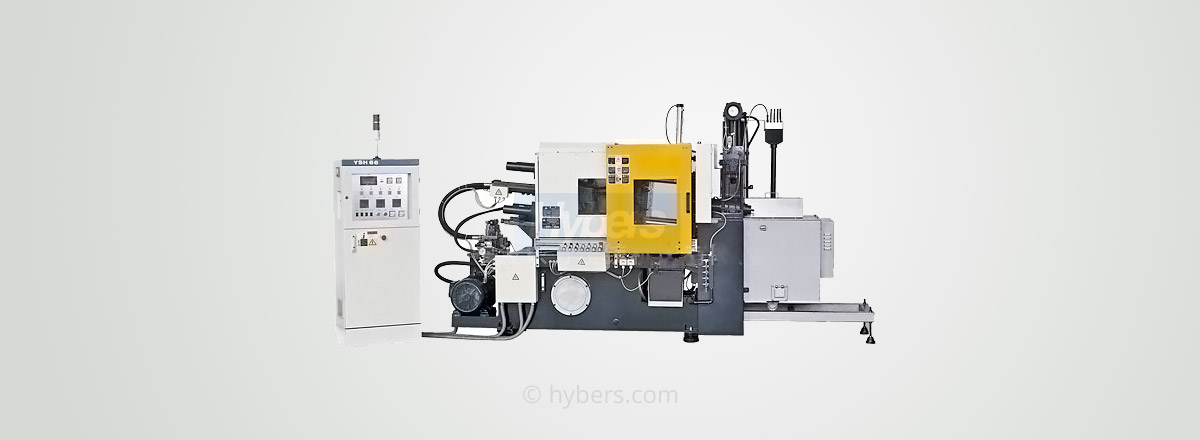 66tons/660kN Hot Chamber Die Casting Machine