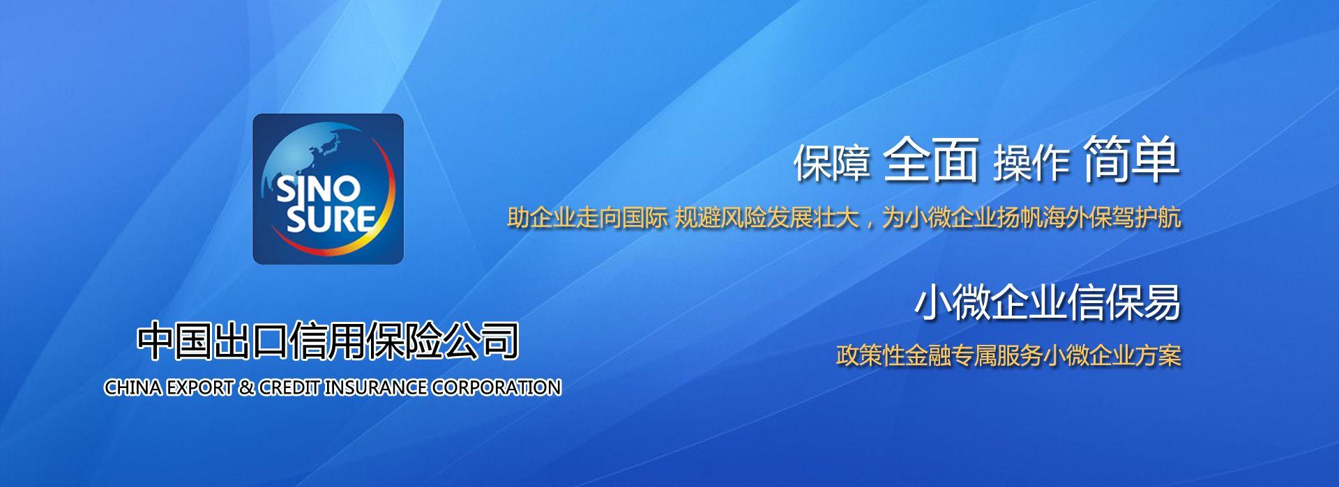 石家庄融创传媒有限公司为外贸公司提供中信保一站式服务