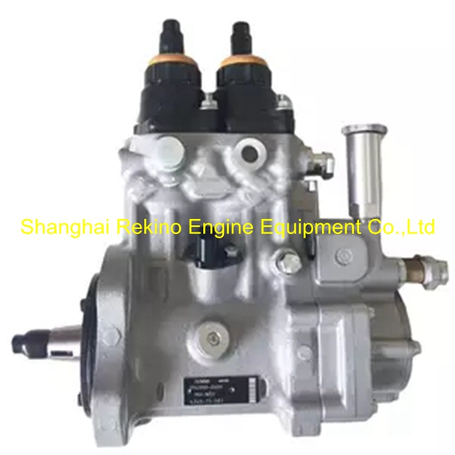 094000-0600 6245-71-1100 6245-71-1101 Denso Komatsu fuel injection pump for 6D170 PC1250-8 WA600