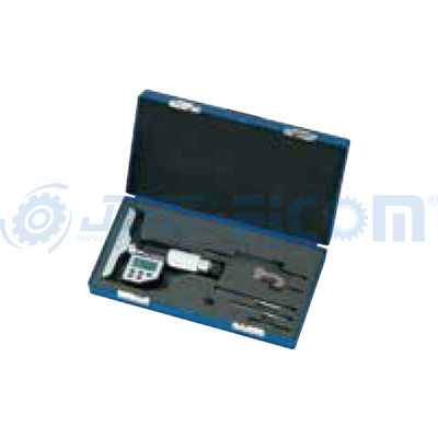 Electronic digital depth micrometer
