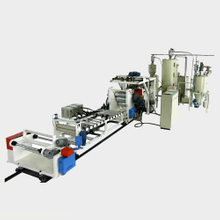 SB-800PET single layer making line