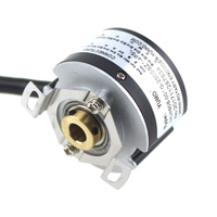 IHU4808-001G-2500BZ1-4P5L absolute encoders rotary encoders hollow shaft encoder