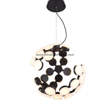 Scopas Suspension lamp Modern LED Decorative pendant Lamp (1019636)
