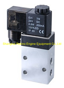 210.51.F23D-L4 Solenoid valve Zichai 210 engine parts