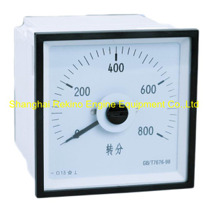 JN-96 JNDZ Marine techometer speed meter