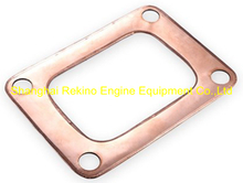 330-10-600 gasket sub-assy for exhaust exit of cylinder Ningdong engine parts for DN330 DN6330 DN8330