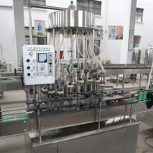 18 Heads None of Carbonic Acid Can Negative Pressure Filling Machine