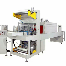 Linear Type Automatic PE Film Shrink Wrapping Machine