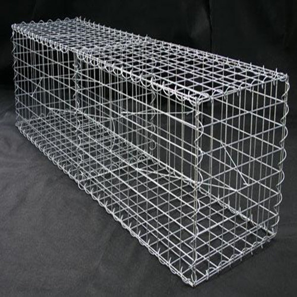 100 50 30cm Hot Dipped Galvanized Gabion Welded Gabion